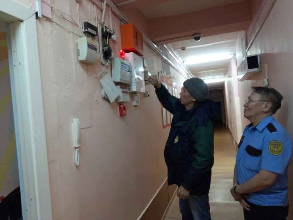 Акт обследования для пожарной сигнализации. Акт проверки работоспособности пожарной сигнализации образец